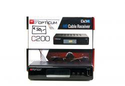 Opticum C200 DVB-C digitálny káblový prijímač